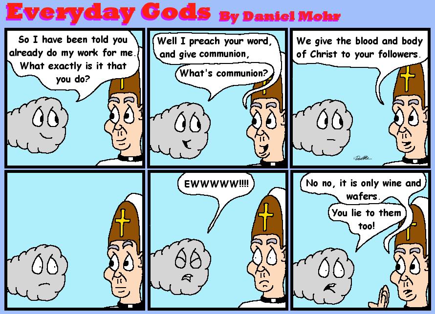 13 Popes Credentials