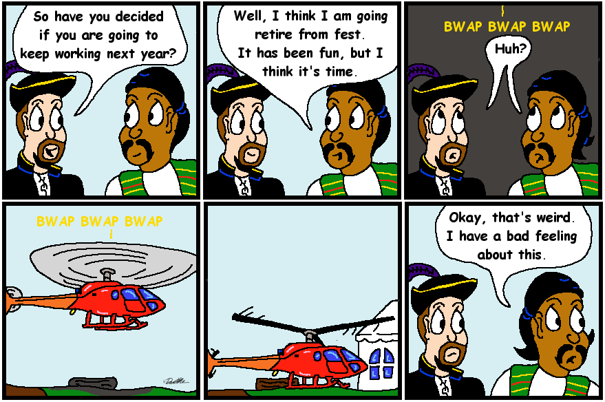 Fatal Dialog