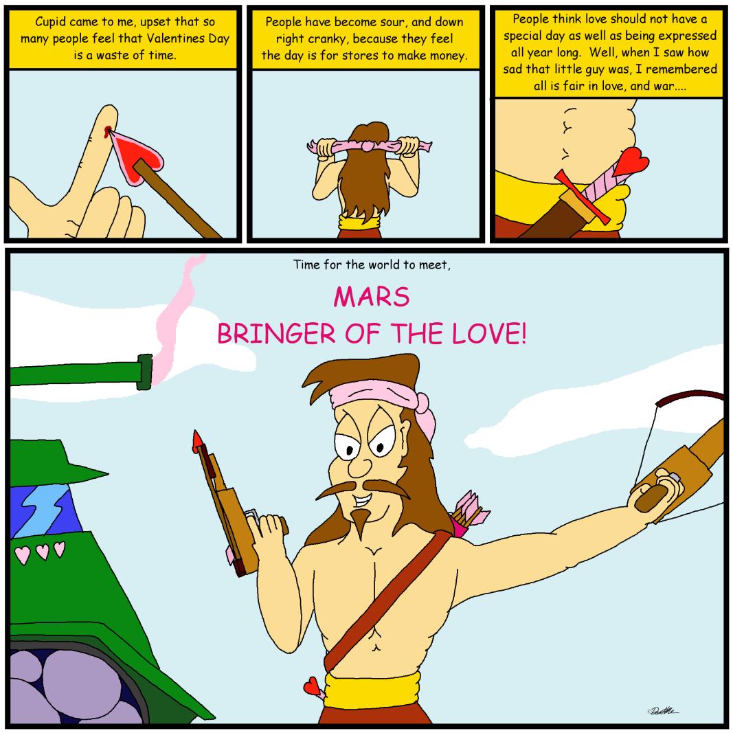 Bringer Of The Love