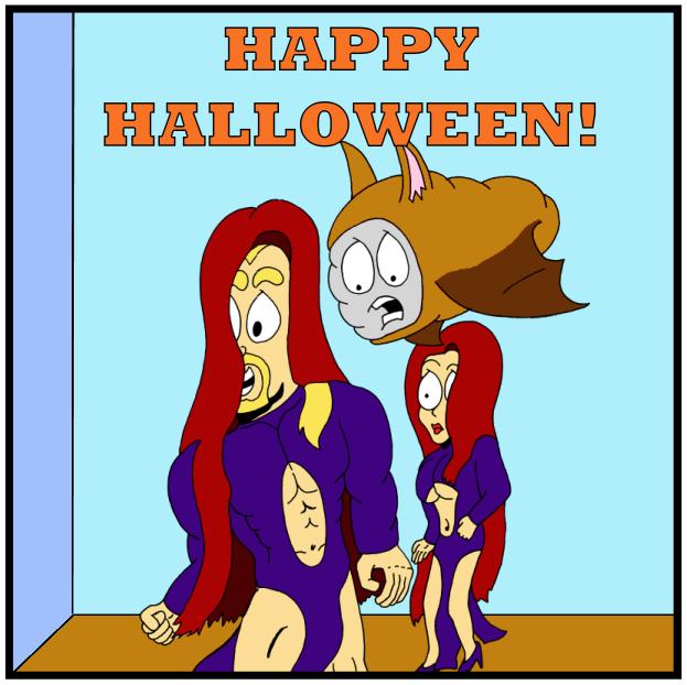 02 Happy Halloween 2009