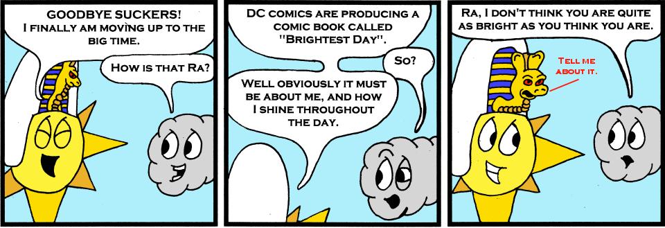 Brightest Day